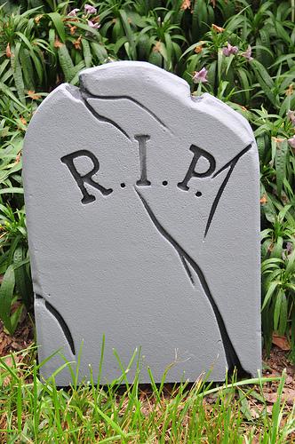 RIP Customer Service